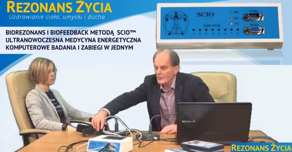 Jak przygotować się do badania na urządzeniu biofeedbacku i biorezonansu SCIO PRO™ i SCIO THETA™  (zwane dalej SCIO™)?