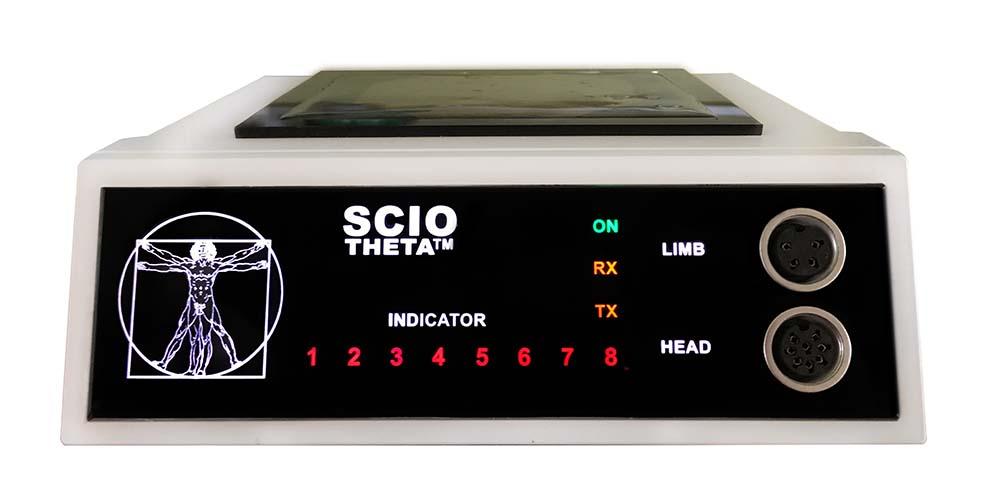 Zabiegi na odległość na urządzeniu biofeedbacku i biorezonasu SCIO™