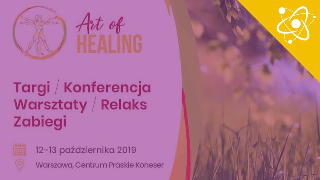 Rezonans Życia na targach Art of Healing