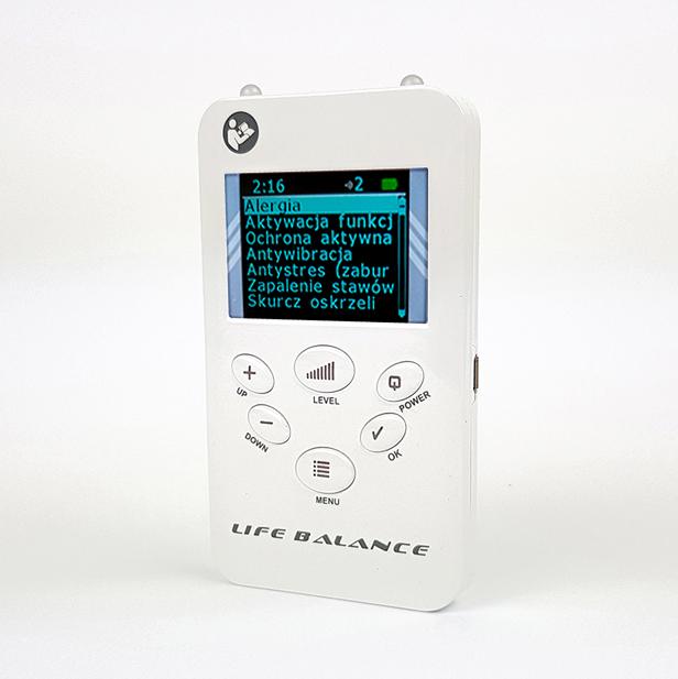 Urządzenie Life Balance